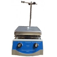 LMM-3 Magnetic Stirrer with a ferrite magnet.